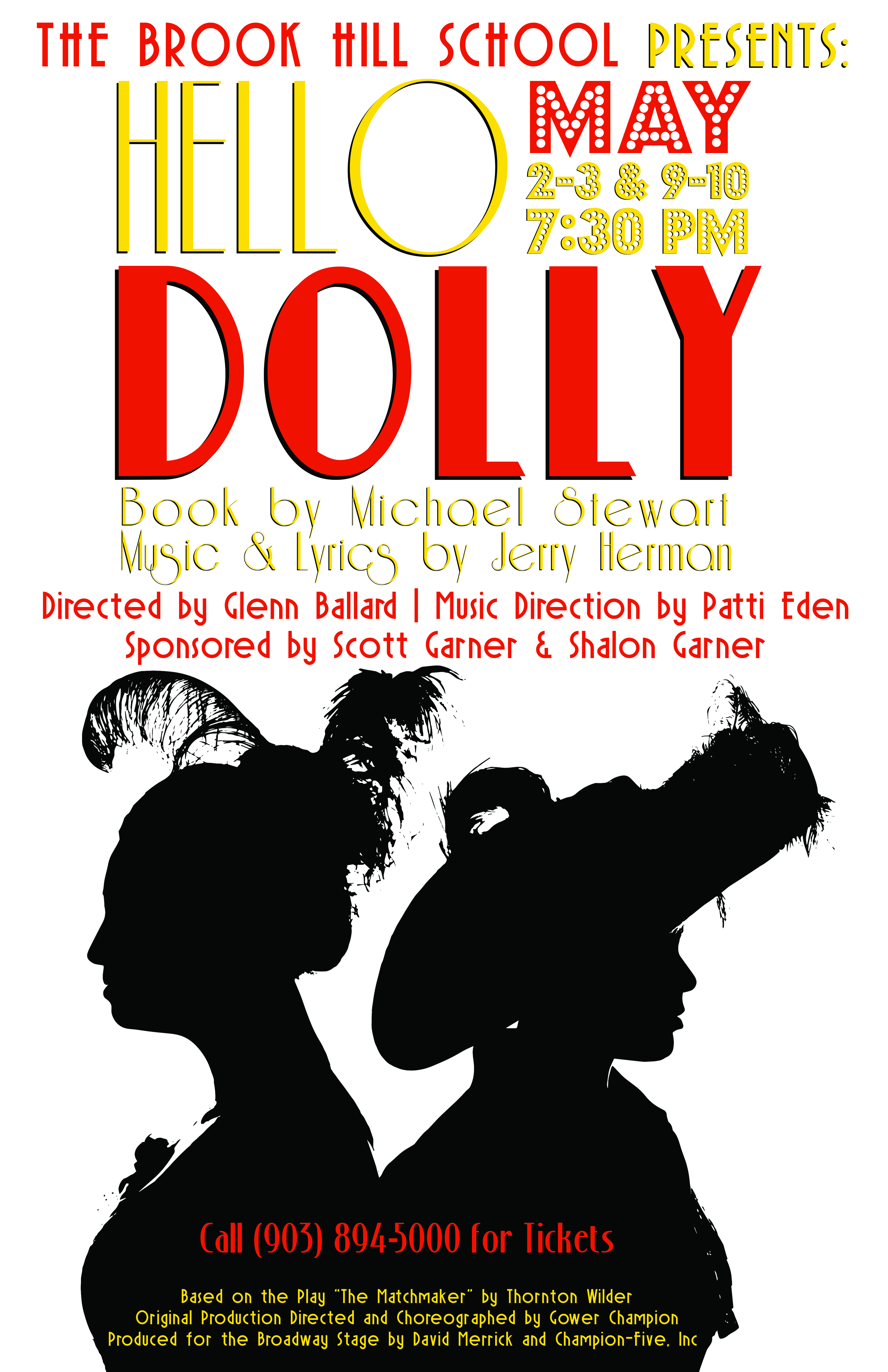 the box office is open for 2014s musical hello dolly