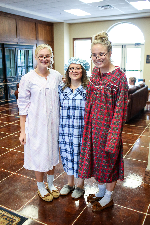 Homecoming Dress Up Days Brook Hill School Tyler Tx
