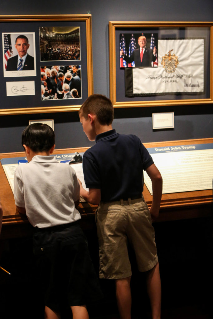 fourth grade in the american freedom museum brook hill school tyler tx. Black Bedroom Furniture Sets. Home Design Ideas
