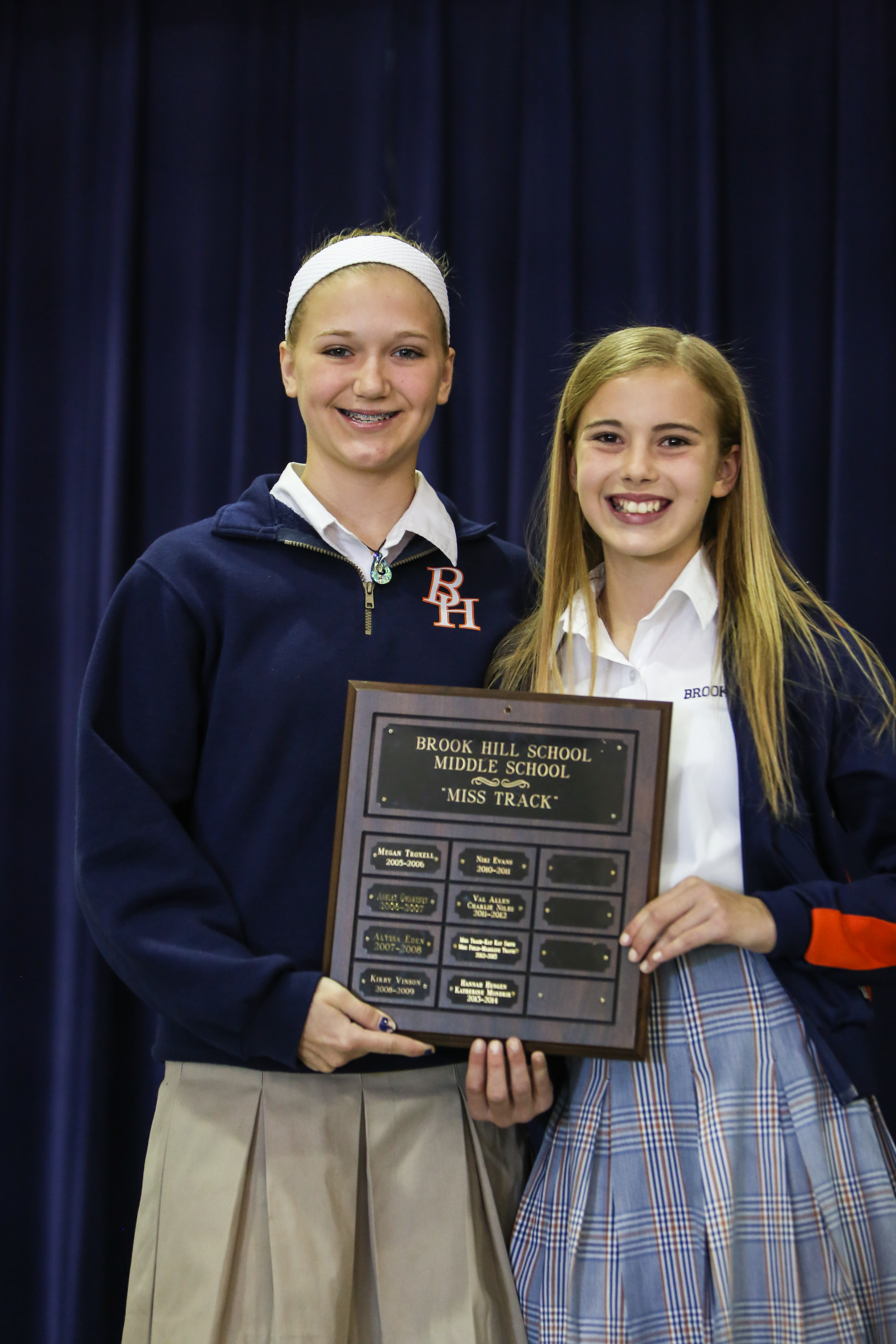 ms athletic awards
