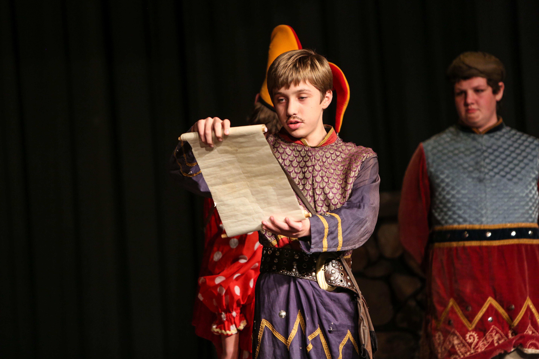 shakespeare boys