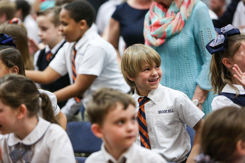 lower school third quarter awards