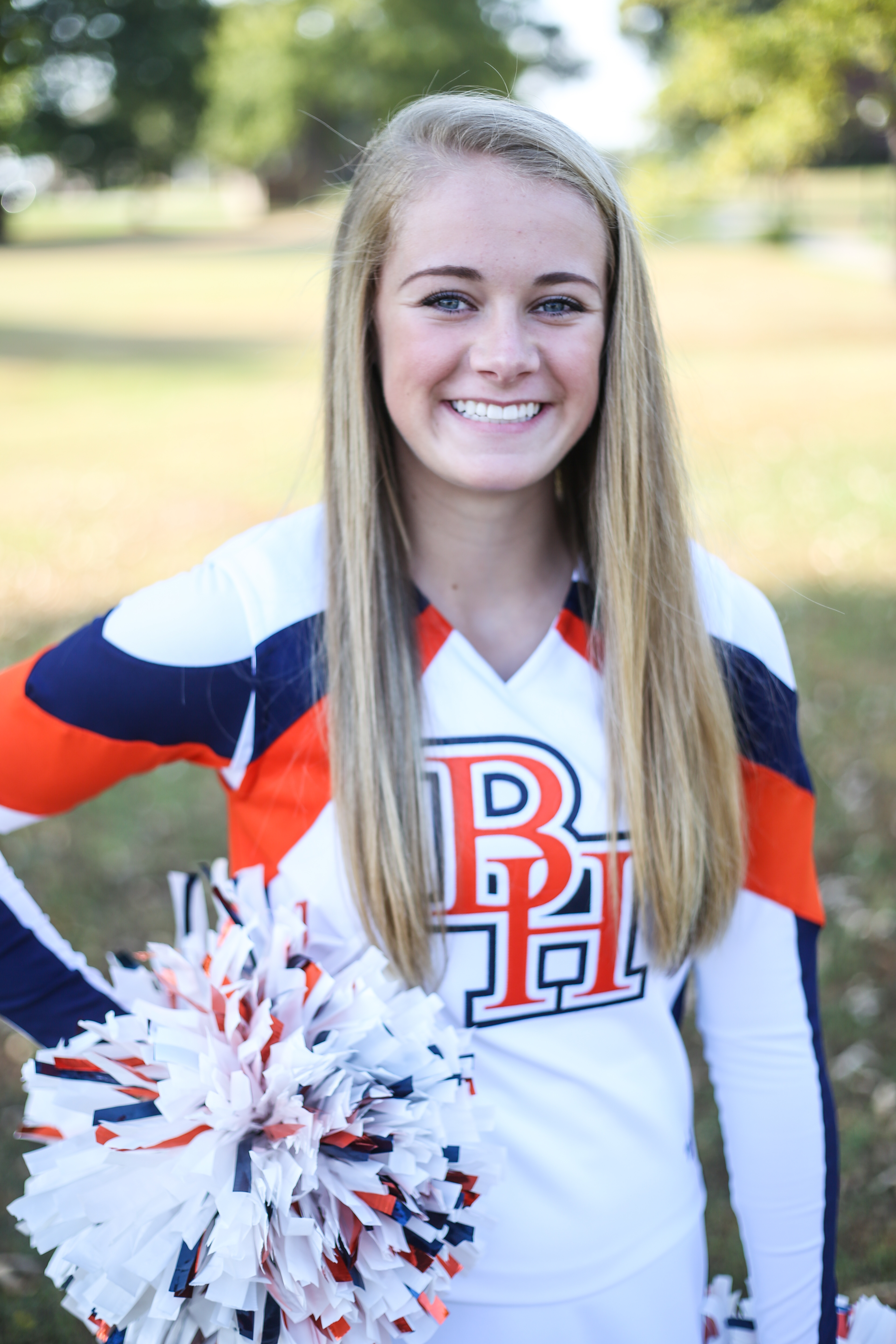 Cheer And Football Portraits