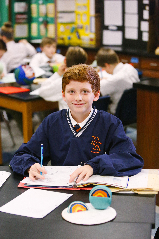 Earth Models In 6th Grade Brook Hill School Tyler Tx