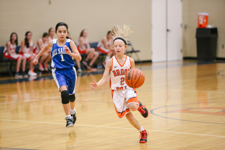 Middle School Basketball | Brook Hill School | Tyler, TX