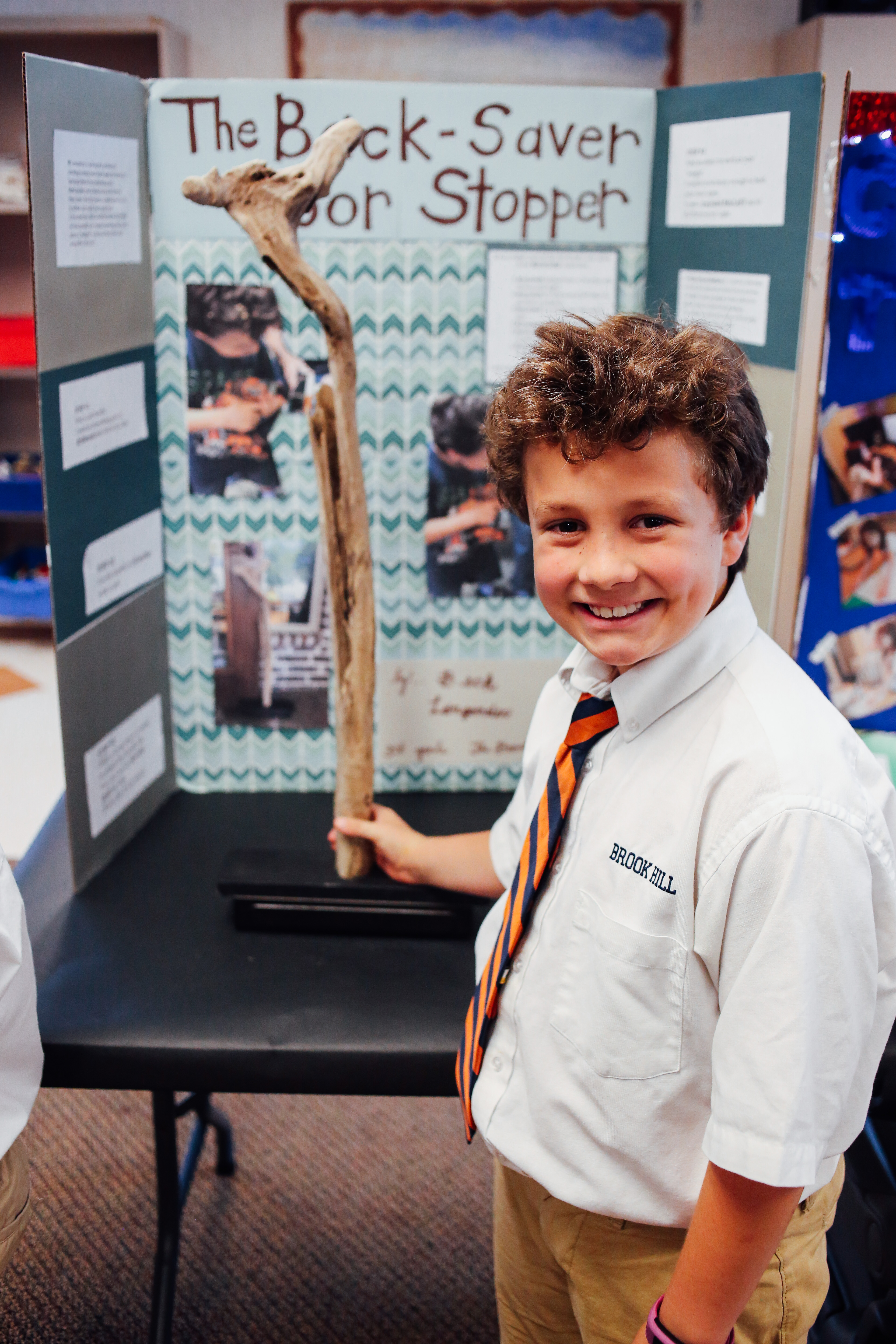 3rd Grade Invention Convention | Brook Hill School | Tyler, TX