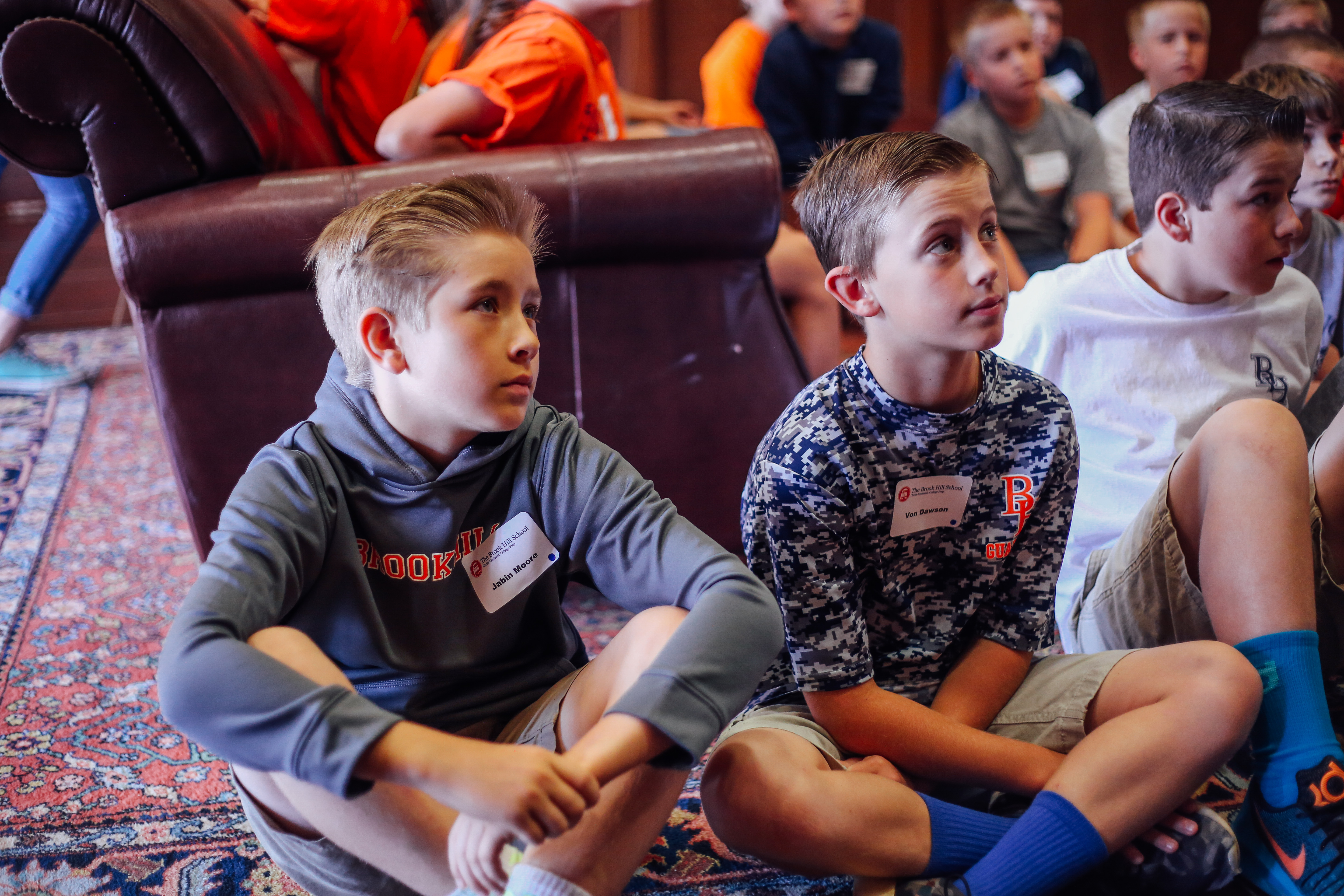 rising 6th grade tours middle school