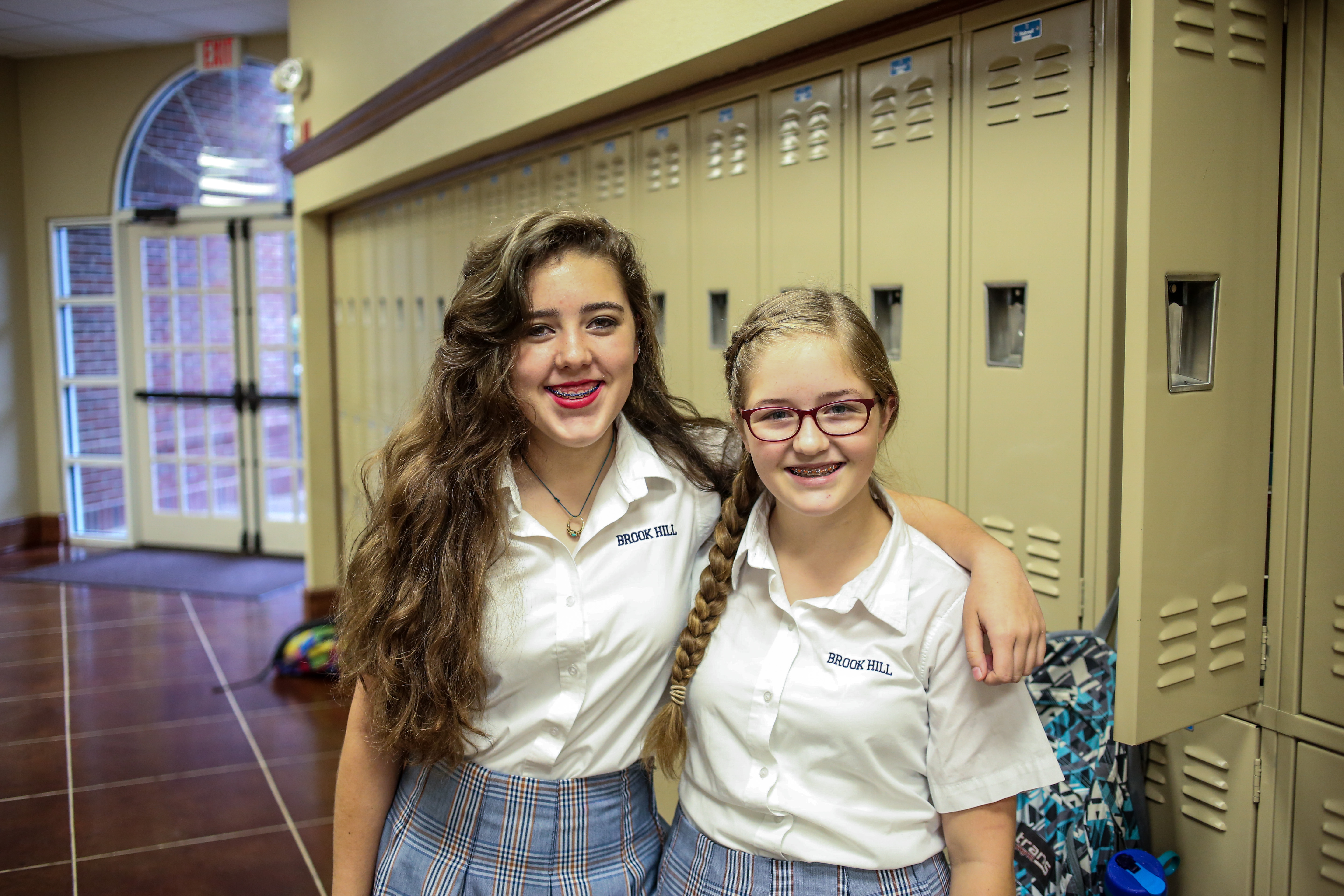 First Day Middle Amp Upper School Brook Hill School