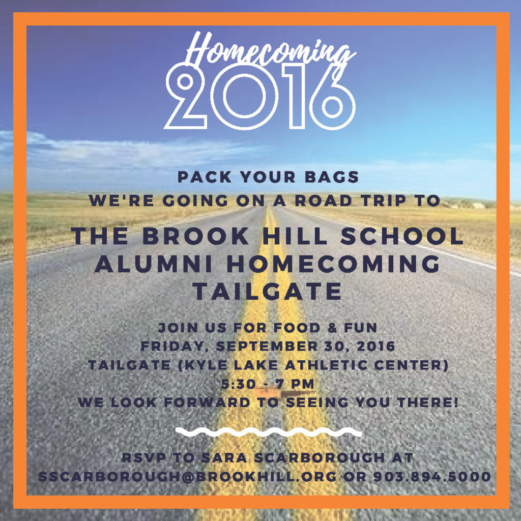 2016 HOCO - INVITE