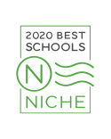 #1 Best Private School in East Texas according to Niche.com