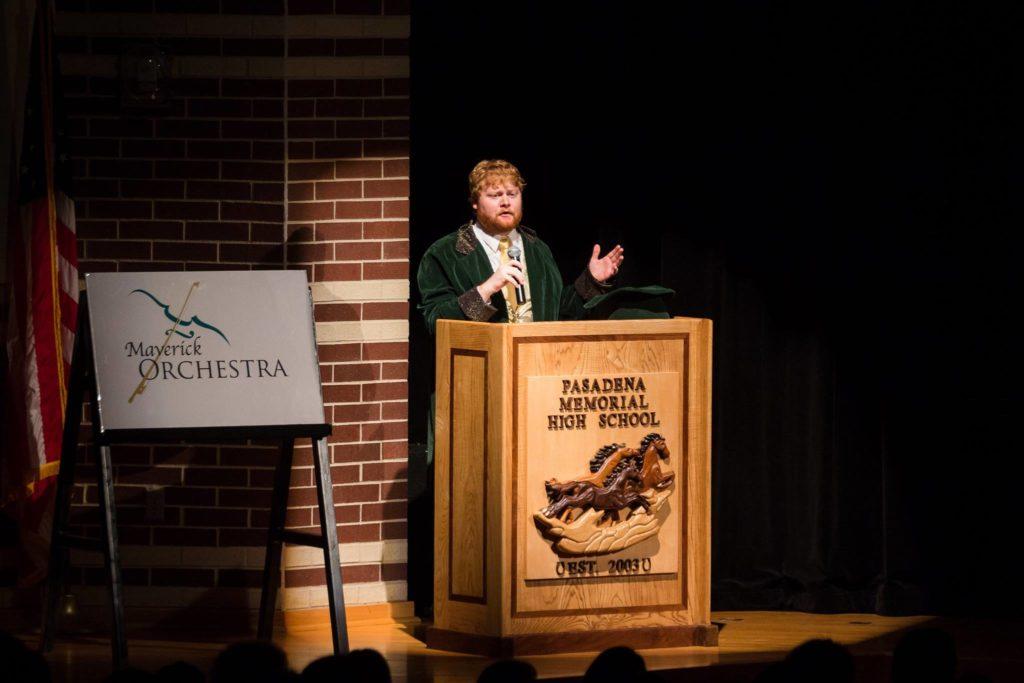 Alumni Highlight: Noah Claytor
