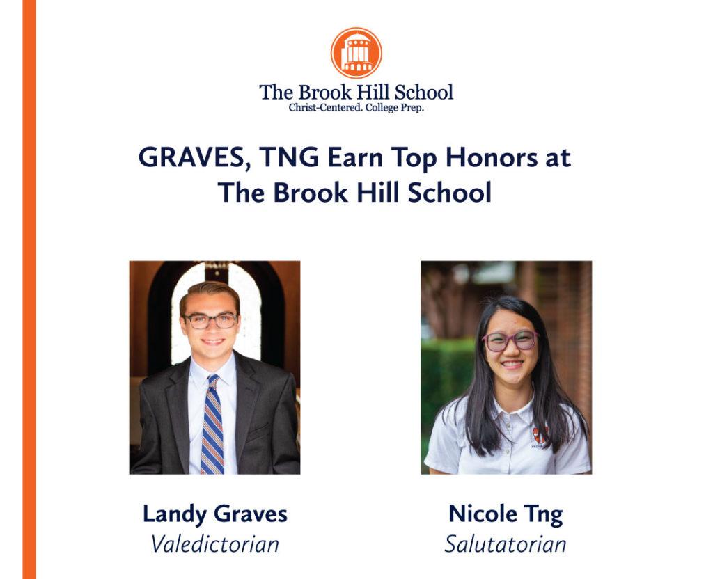 Graves, Tng Earn Top Honors